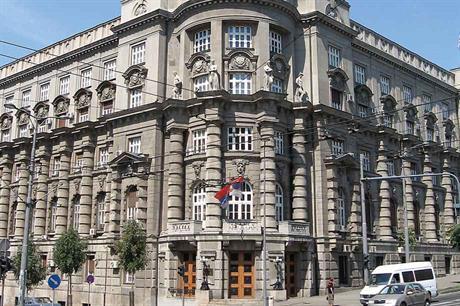 Serbian government in Belgrade (pic: Lumen Roma)