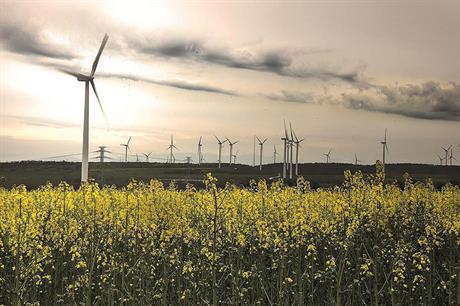 """""""Race to the botton"""" of narrow focus on costs puts the sustainability of the wind industry at risk, GWEC warns (pic: AEE)"""