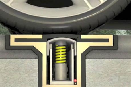 Wind-turbine technology could soon be used in speed bumps (pic: GKP)