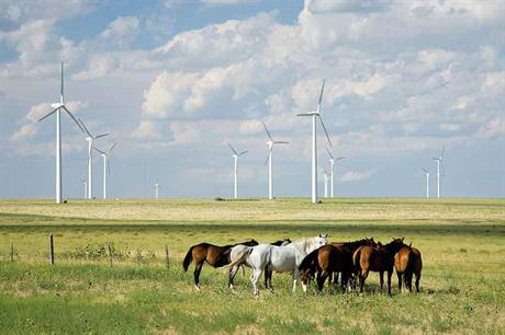 Beneficiary… Developers are planning to increase spending in key wind markets, including the US (pic: Iberdrola)