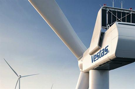 Vestas V150-4MW… First deliveries of the big new turbine are expected in Q2 2019