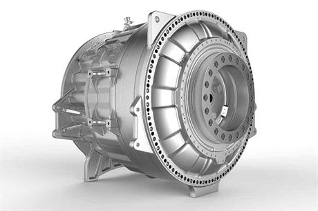 Evolution… ZF gearbox for V164-9.5MW has increased rated  input torque without increasing mass