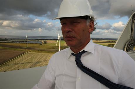 Albers: benefits of upgrading from 500kW to 3MW turbines