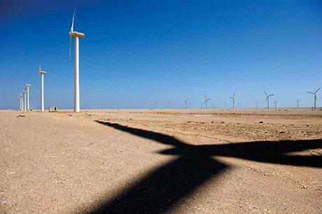 Ambitious… Egypt aims to add over 6GW in the next five years (pic: Danish Wind Industry Association/Sisse Brimberg & Cotton)