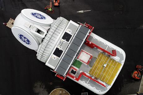 GE's Haliade-X pushes offshore technology into new realms