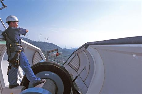 Go the distance…Turbines in remote locations often attract higher servicing costs (pic: Guangdong)
