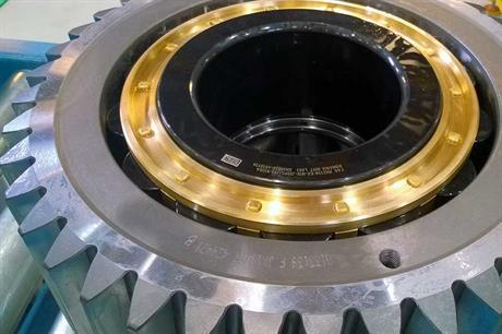 Integrated bearings… The Moventas Exceed