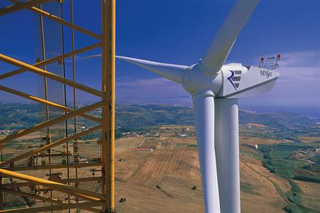 "Slowly but surely… Growth in Portugal is expected to continueat a ""steady"" rate (pic: Senvion)"