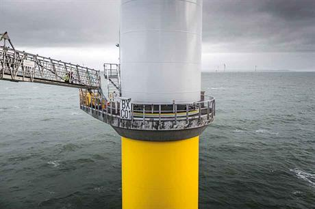 Low offshore prices in UK CfD auction came as a surprise for some (pic: MHI Vestas)