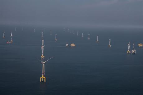 Operation and maintenance of Bard Offshore 1 will be handed to OWS