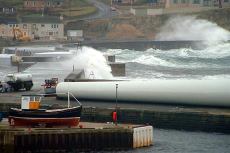 Wick Harbour is likely to serve as the O&M base for Beatrice
