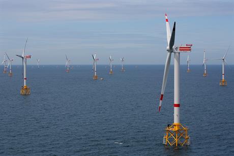 Thornton Bank has been operating offshore Belgium since 2009