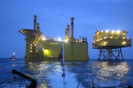 SeaRenergy has installed the substation in the North Sea