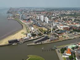 Bremerhaven is hosting this week's Windforce 2013 event