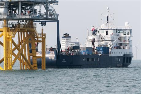 CT Offshore will use the CLV SIA vessel to install the cables