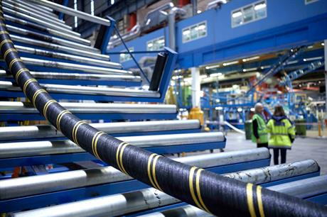 NKT and Nexans are in line to supply export cables for Inch Cape and Hornsea Two respectively