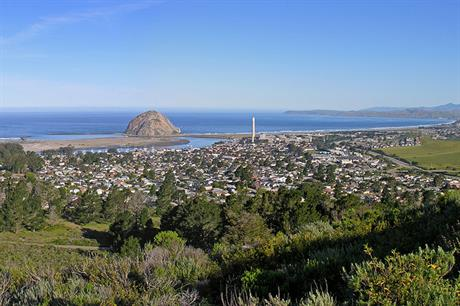 Morro Bay could be home to California's first offshore wind site