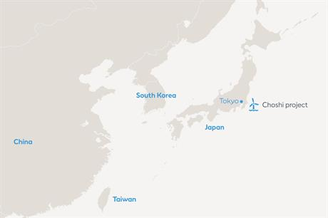 Tepco has not yet specified the capacity of the Choshi project (pic credit: Ørsted)