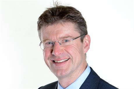 UK minister Greg Clark's portfolio covers energy