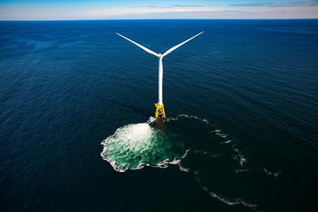 Deepwater Wind built the US' first offshore wind project, the 30MW Block Island site, off Rhode Island