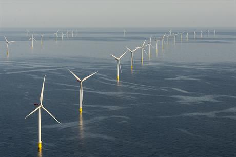 Offshore wind deployment outside of Europe and China remains minimal, but the World Bank Group is looking to change that (pic: Ørsted)