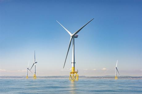 Upgrade takes MHI Vestas' offshore turbine to 9MW plus, and rotor diameter to 174 metres  (pic credit: Vattenfall)
