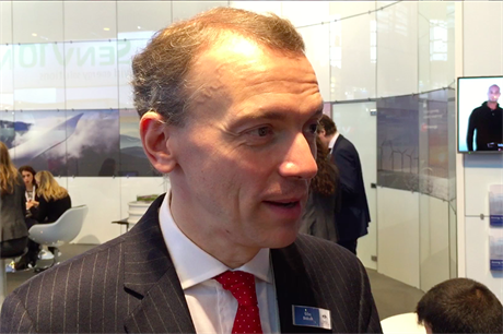 WindEurope CEO GIles Dickson speaks to Windpower Monthly in Paris, November 2015
