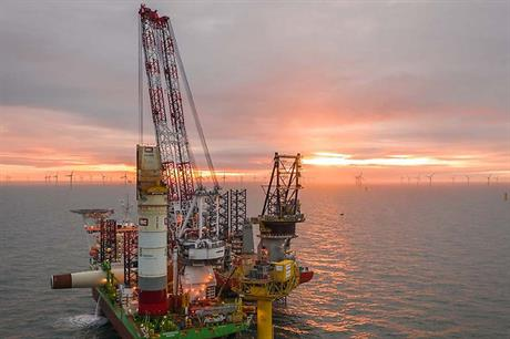 EnBW is currently building the Hohe See and Albatross offshore wind projects off Germany's North Sea coast