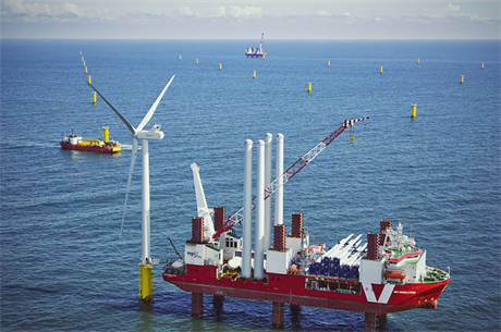 All 73 of Eon's Humber Gateway turbines have been