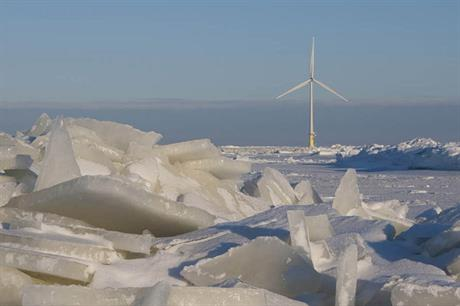 Suomen already operates a 2.3MW offshore turbine