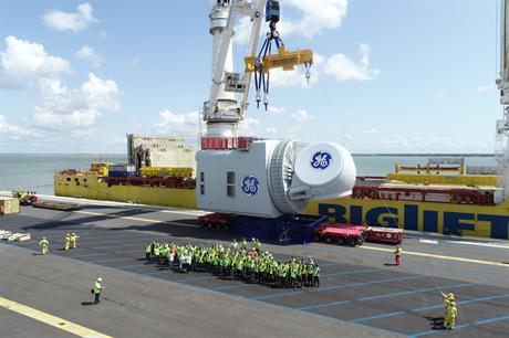 PHOTOS: GE ships first Halide-X components for tests