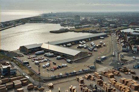 James Fisher will set up a new base at the port of Grimsby