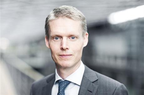 Henrik Poulsen, Dong Energy's CEO, said the investment will help the company grow