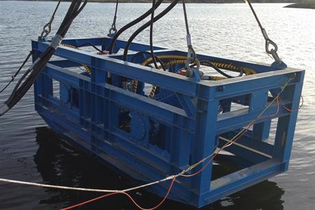 KDM and James Fisher will jointly provide marine excavation services