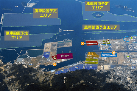 Hibiki proposes a 220MW project just outside the Kitakyushu port, on Japan's southern Kyushu Island