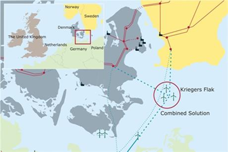 Sweden is also planning to construct a project alongside the Danish site