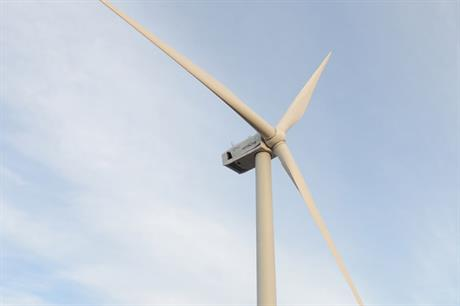 LM Wind Power supplied the blades for Hitachi's 5.2MW offshore wind turbine
