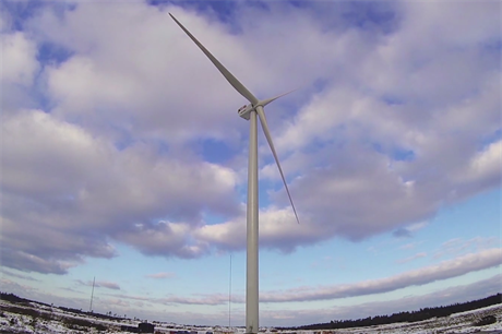 A prototype V184-8MW turbine has been operating at Osterild, Denmark, since January 2014