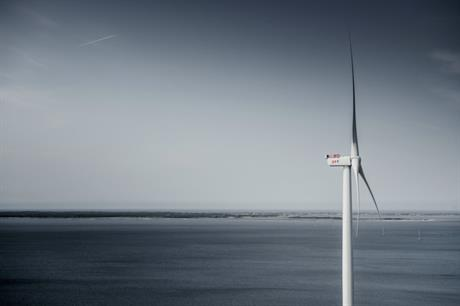 MHI Vestas unveiled its V164-9.5MW turbine in June