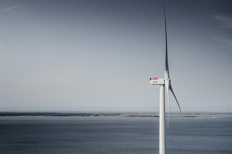 Approximately 90 V164 9.5MW turbines could be installed at Triton Knoll