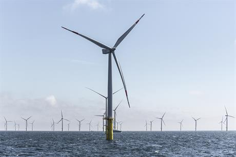 Deutsche Windtechnik has acquired the servicing contract for WPD's 288MW Butendiek offshore project