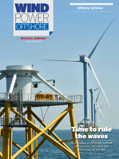 Special report - Offshore turbines - Time to rule the waves