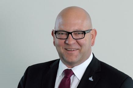PNE chairman Martin Billhardt