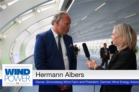 Windpower Monthly TV will be broadcasting from EWEA Offshore 2015 in Copenhagen, Denmark