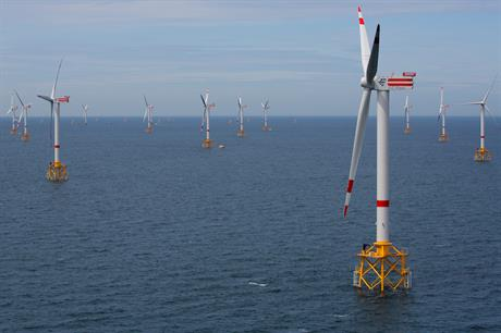 Offshore advances in northern Europe prompted Make to upgrade the region's outlook (pic credit: RWE)