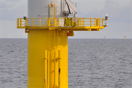 Ramboll will design the steel foundations for the 400MW Chinese offshore project