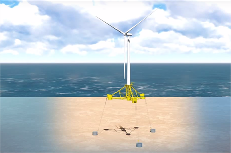 Engie and EDF awarded pilot floating projects | Windpower