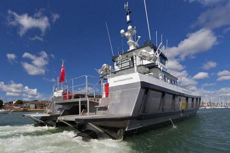 Seacat has an active fleet of seven vessels