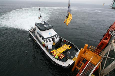 Seacat Services said offshore wind developers were facing a shortage of up-to-standard vessels (pic: Seacat Services / Timco Houkema)