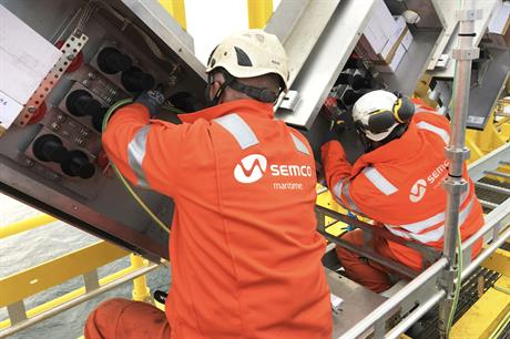 Semco Maritime established its first offshore business unit in 1980, offering engineering and maintenance services for North Sea oil and gas projects